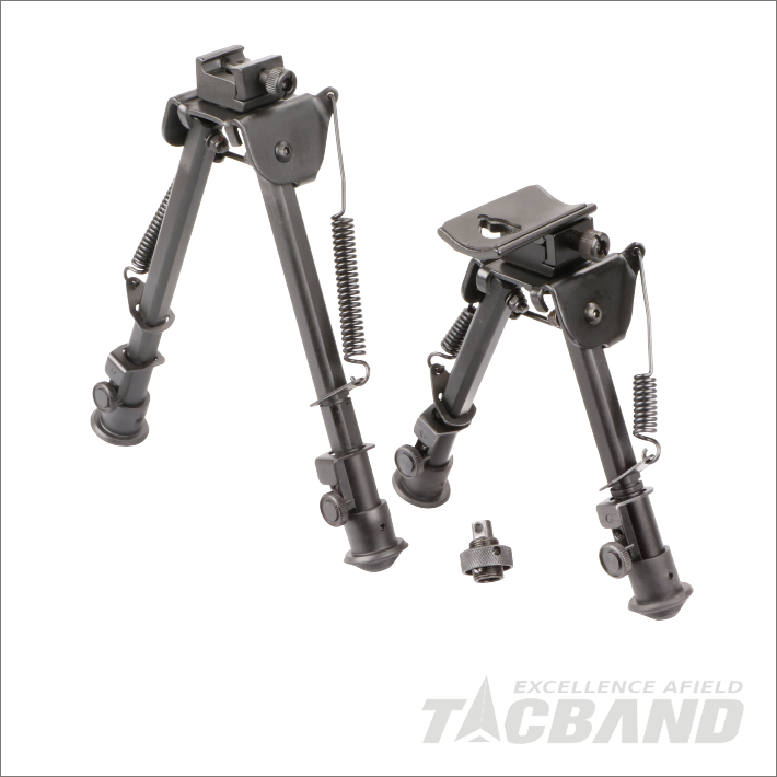 BPD Series | Hunting Shooting Bipod Mounting on Rifle Forearm Screw